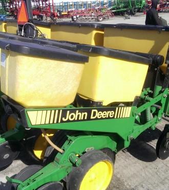Сеялка John Deere 7200 8 рядов