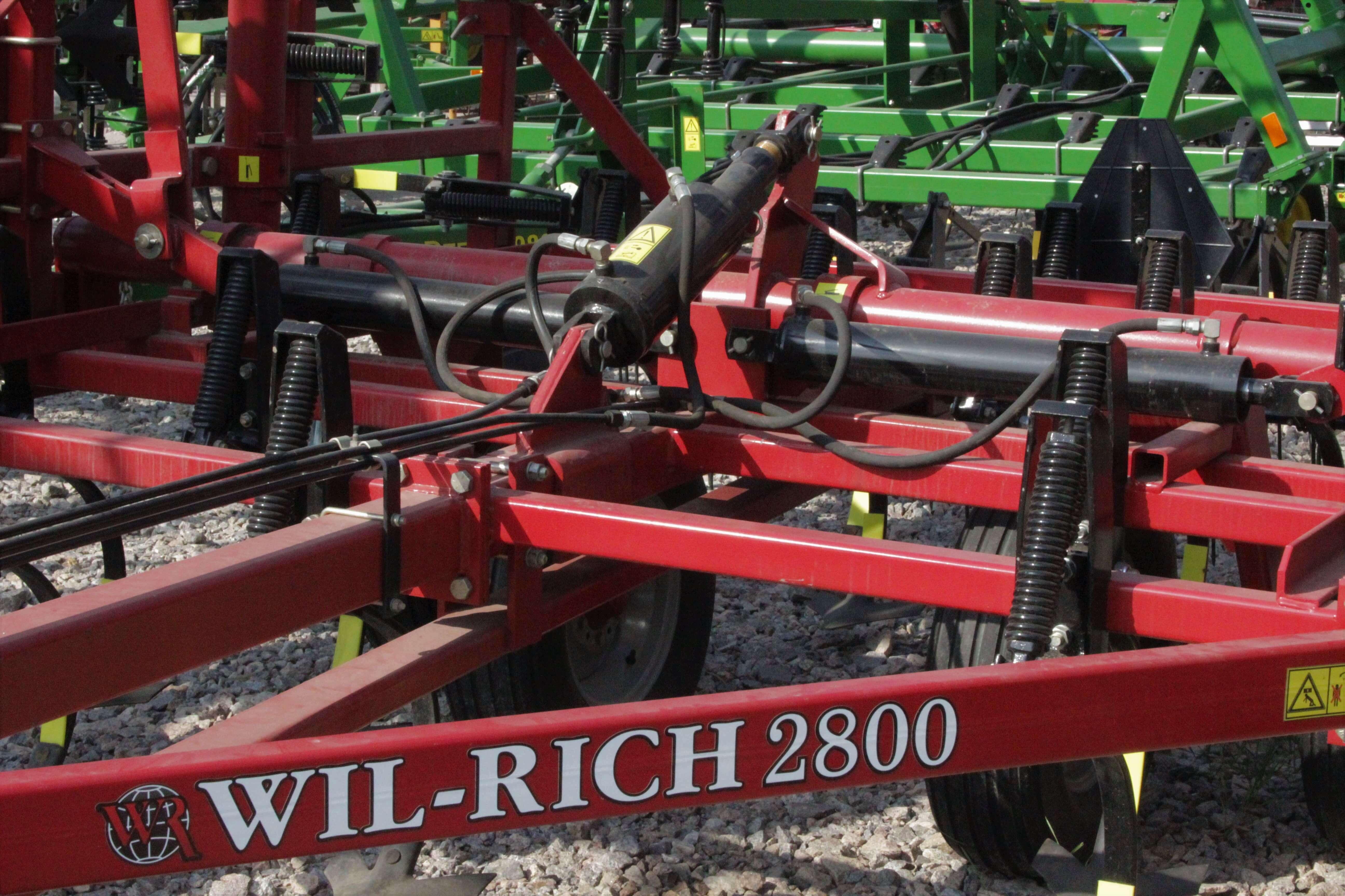 Культиватор Wil-Rich 2800 8 метров купить в Украине: цена