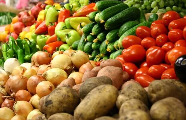 насіння поштою овочів